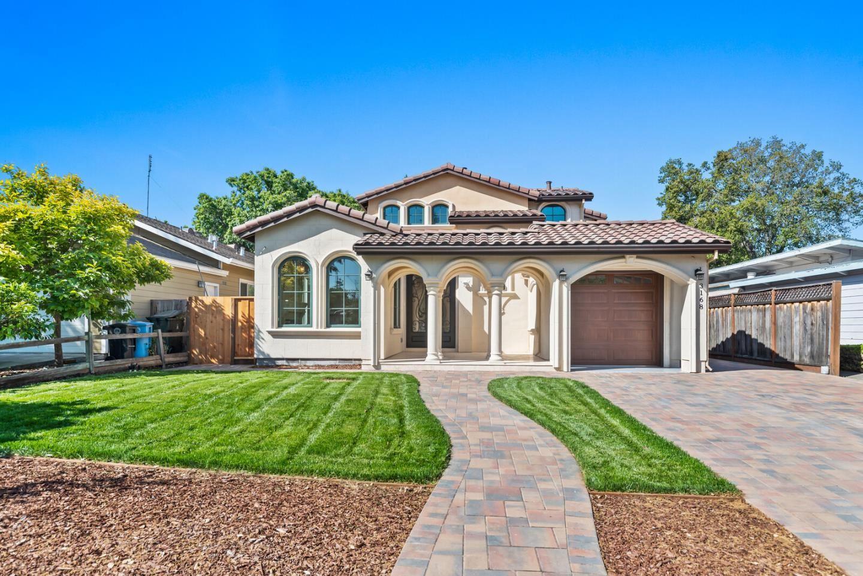 3168 Ramona Street, Palo Alto, CA 94306 - #: ML81847344