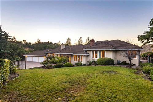 Photo of 14100 Berry Hill Lane, LOS ALTOS HILLS, CA 94022 (MLS # ML81850346)