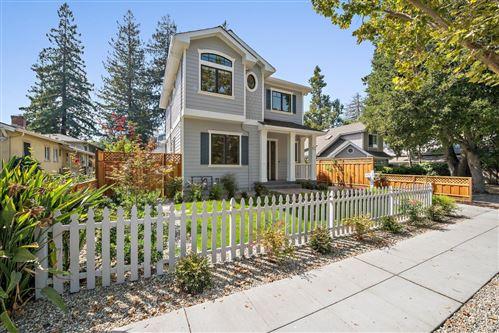 Tiny photo for 1333 Laurel Street, MENLO PARK, CA 94025 (MLS # ML81865346)