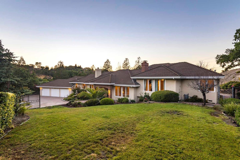 Photo for 14100 Berry Hill Lane, LOS ALTOS HILLS, CA 94022 (MLS # ML81850346)