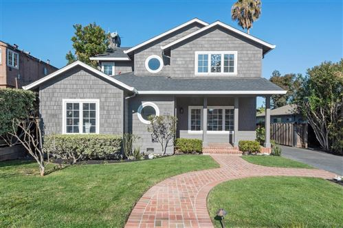 Photo of 2130 Camino A Los Cerros, MENLO PARK, CA 94025 (MLS # ML81831347)