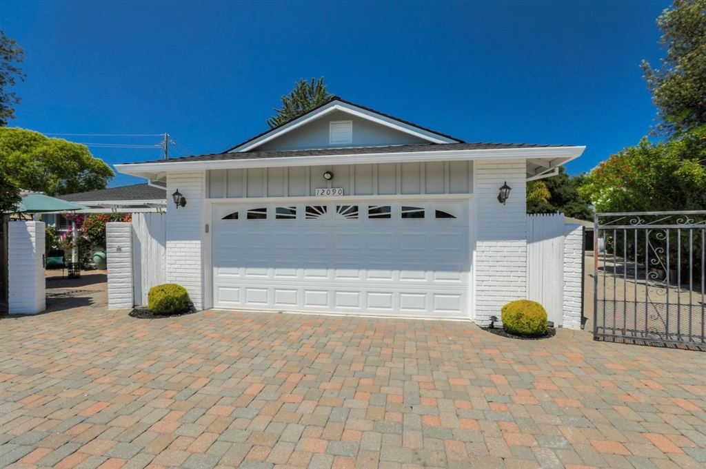 Photo for 12090 Country Squire LN, SARATOGA, CA 95070 (MLS # ML81755349)