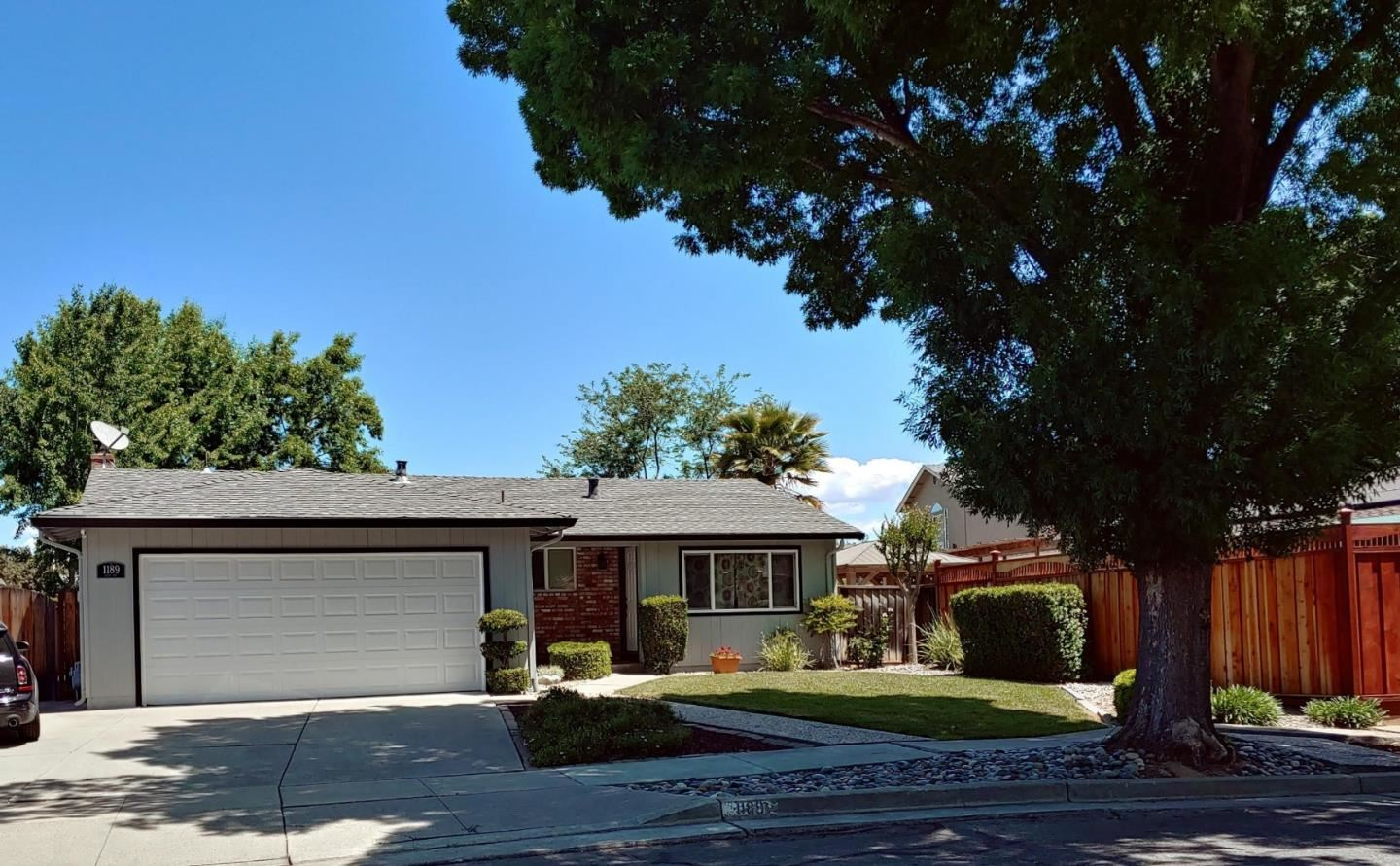 Photo for 1189 Ayer Drive, GILROY, CA 95020 (MLS # ML81845349)
