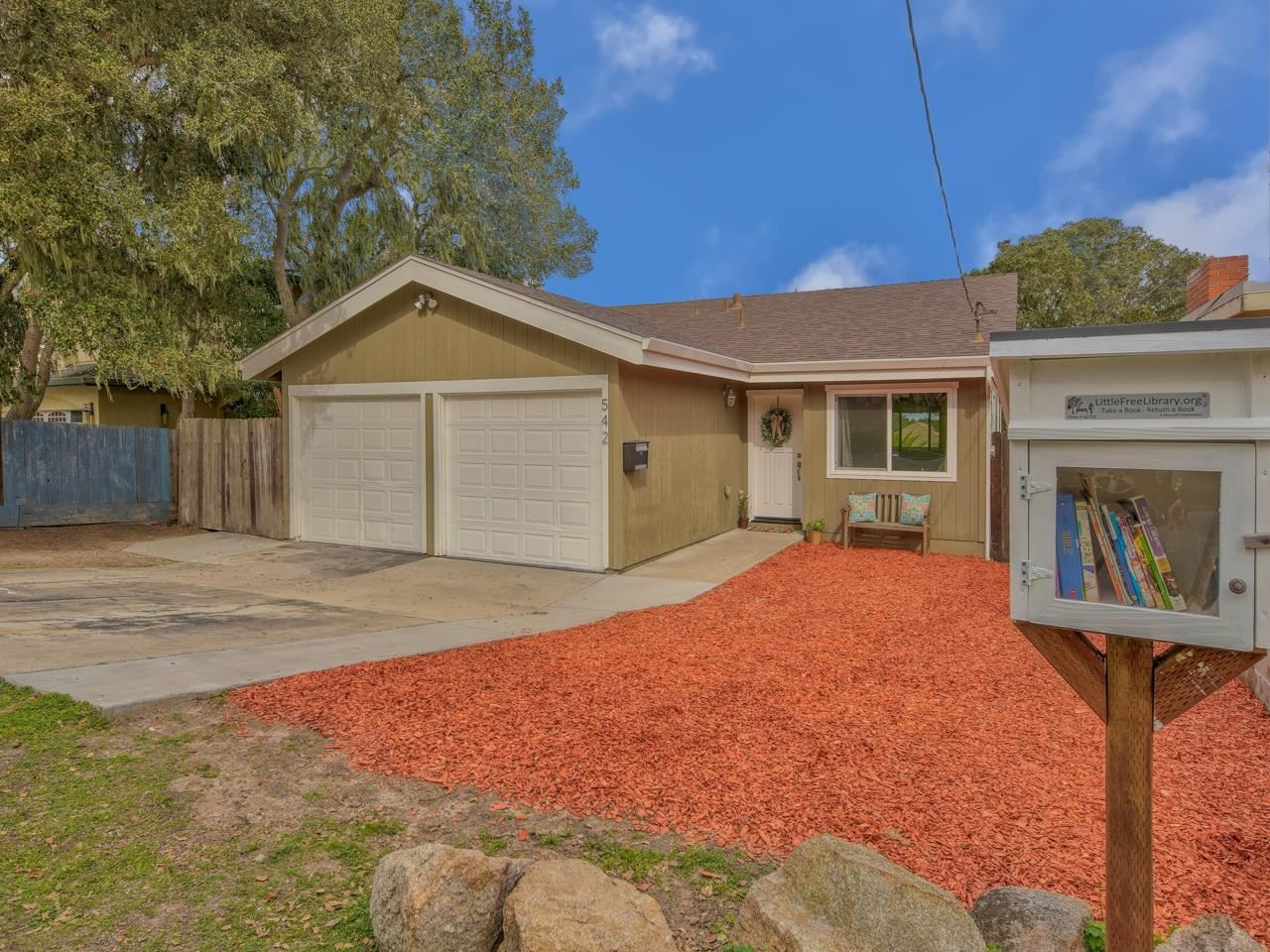 Photo for 542 Oak ST, MONTEREY, CA 93940 (MLS # ML81829351)
