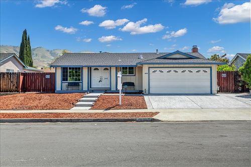 Photo of 2872 Haughton Drive, SAN JOSE, CA 95148 (MLS # ML81842354)