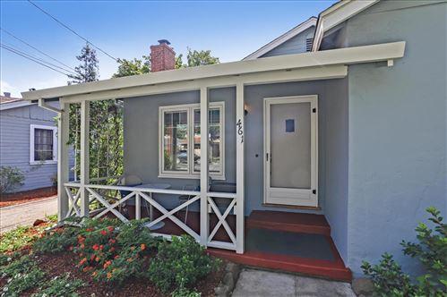 Photo of 461 Pepper Avenue, PALO ALTO, CA 94306 (MLS # ML81852354)