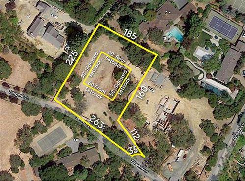 Photo of 38 Sargent Lane, ATHERTON, CA 94027 (MLS # ML81857354)