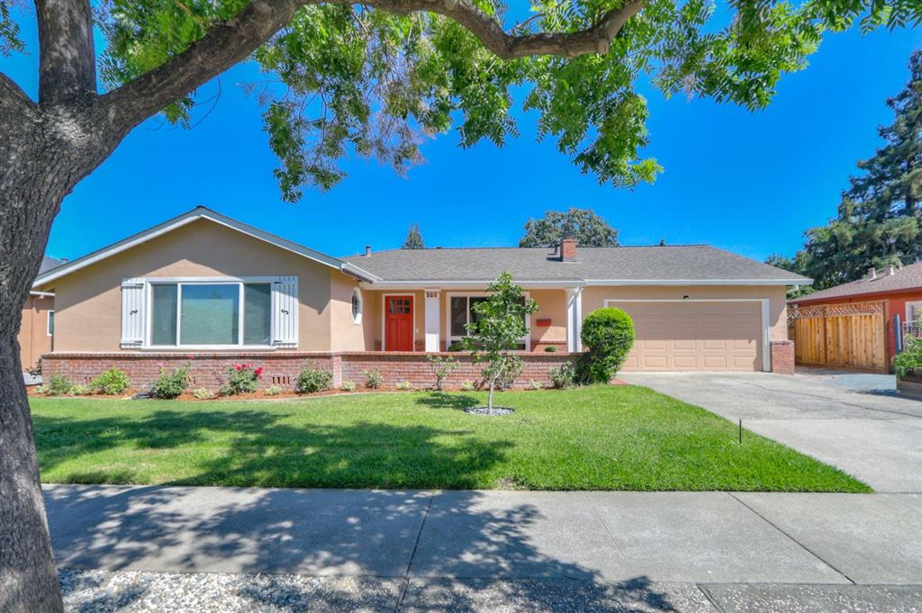 Photo for 177 Catalpa LN, CAMPBELL, CA 95008 (MLS # ML81764354)