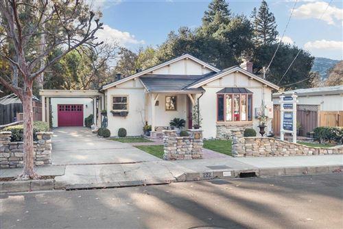 Photo of 222 Johnson AVE, LOS GATOS, CA 95030 (MLS # ML81826355)