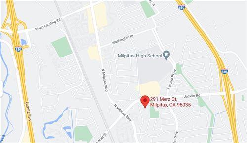 Tiny photo for 291 Merz Court, MILPITAS, CA 95035 (MLS # ML81847355)