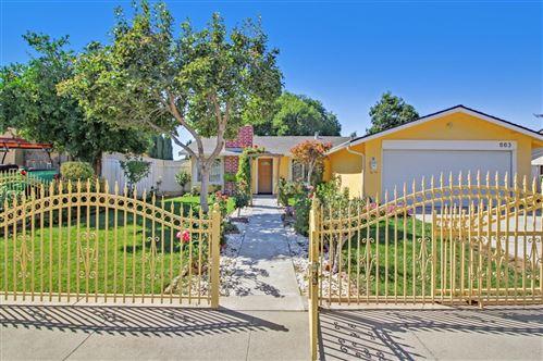 Photo of 663 Elmbrook Way, SAN JOSE, CA 95111 (MLS # ML81862359)