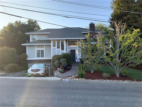 Photo of 3840 East Lake Way, REDWOOD CITY, CA 94062 (MLS # ML81855363)