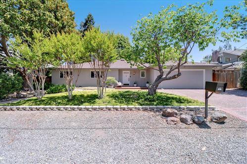 Photo of 1061 Russell Avenue, LOS ALTOS, CA 94024 (MLS # ML81843365)