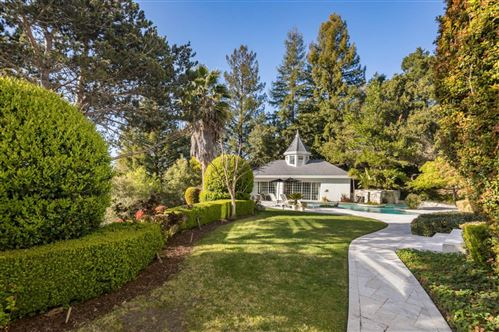 Tiny photo for 97 Ridge View Drive, ATHERTON, CA 94027 (MLS # ML81836367)