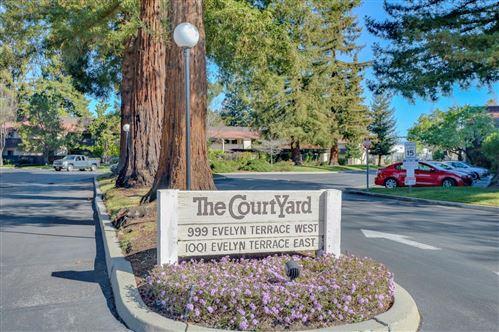 Photo of 1001 E Evelyn TER 103 #103, SUNNYVALE, CA 94086 (MLS # ML81831369)