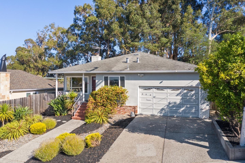 Photo for 356 Malcolm Avenue, BELMONT, CA 94002 (MLS # ML81860370)