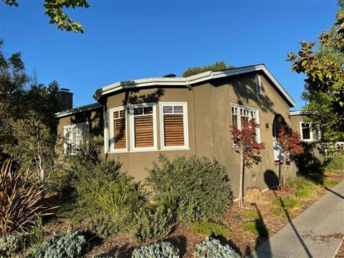 Photo of 1354 Laguna Avenue, BURLINGAME, CA 94010 (MLS # ML81842373)
