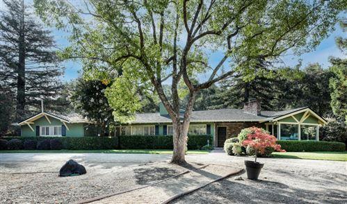 Photo of 497 Stockbridge Avenue, ATHERTON, CA 94027 (MLS # ML81864373)