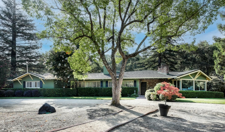 Photo for 497 Stockbridge Avenue, ATHERTON, CA 94027 (MLS # ML81864373)