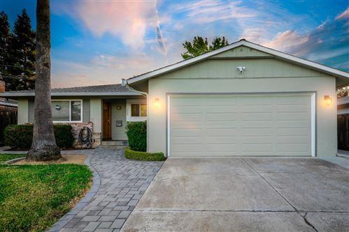 Photo of 5025 Carm Avenue, SAN JOSE, CA 95124 (MLS # ML81854375)