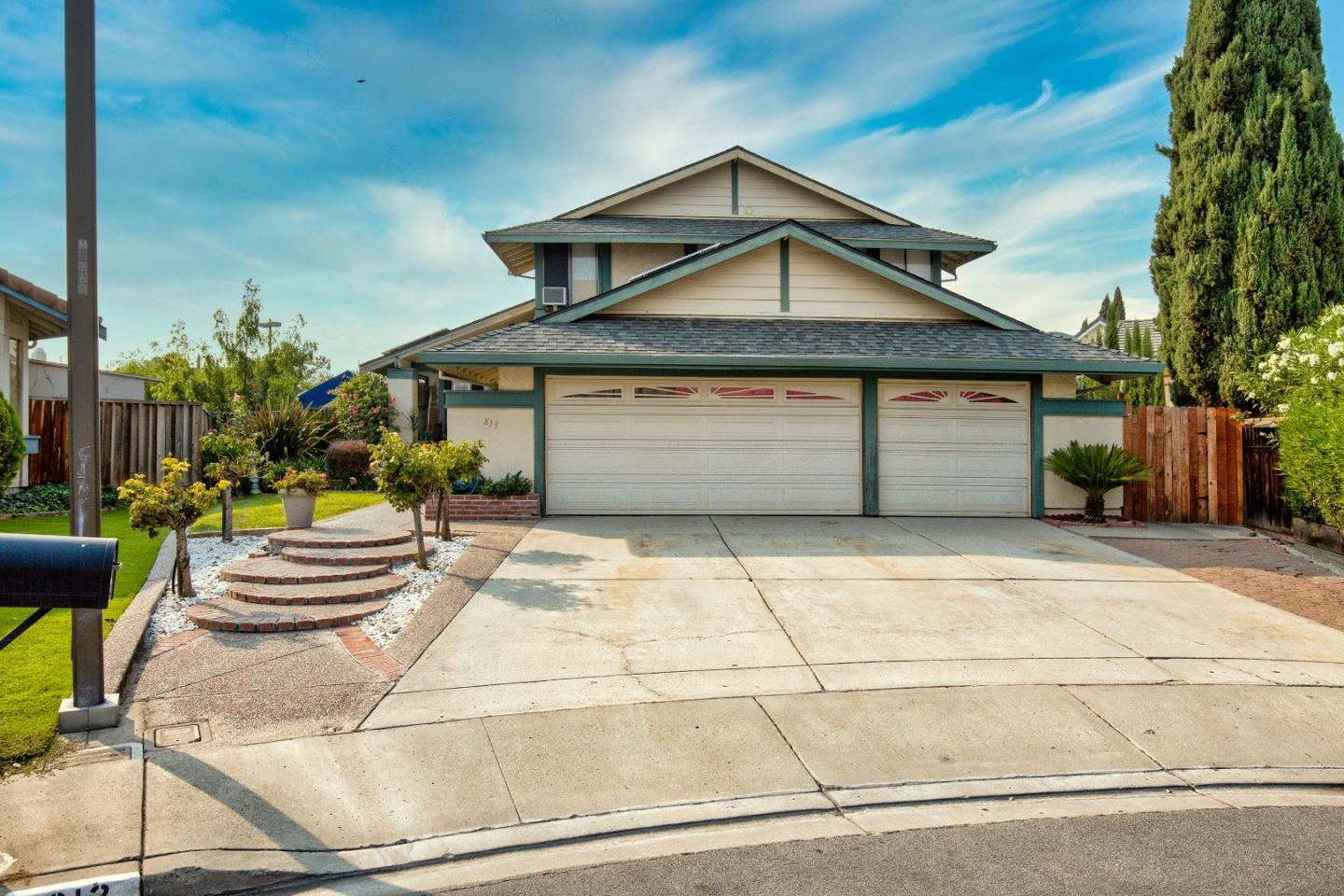 Photo for 813 Fulton CT, MILPITAS, CA 95035 (MLS # ML81809378)