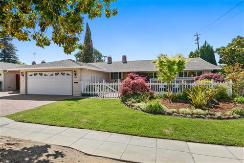 Photo of 1405 Hollenbeck Avenue, SUNNYVALE, CA 94087 (MLS # ML81842380)