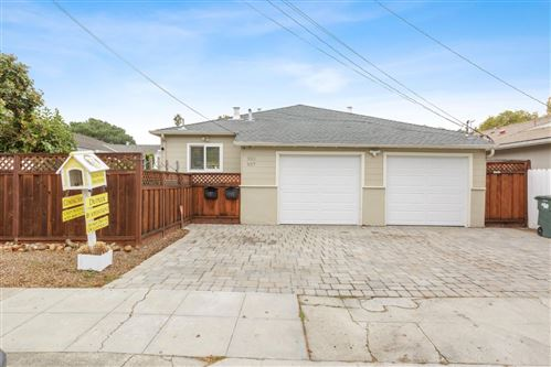 Photo of 935 Rose AVE, REDWOOD CITY, CA 94063 (MLS # ML81819382)
