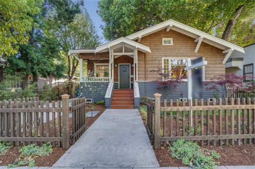 Photo of 312 Fulton Street, PALO ALTO, CA 94301 (MLS # ML81842382)
