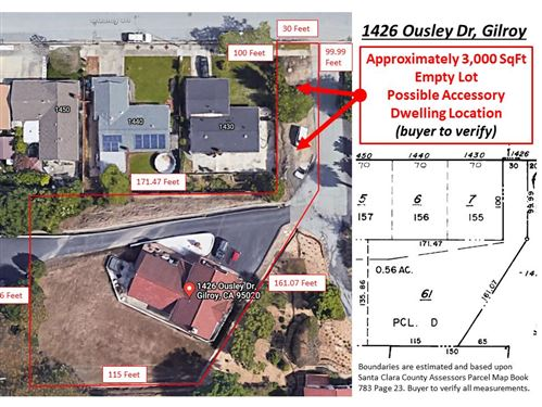 Photo of 1426 Ousley Drive, GILROY, CA 95020 (MLS # ML81853382)