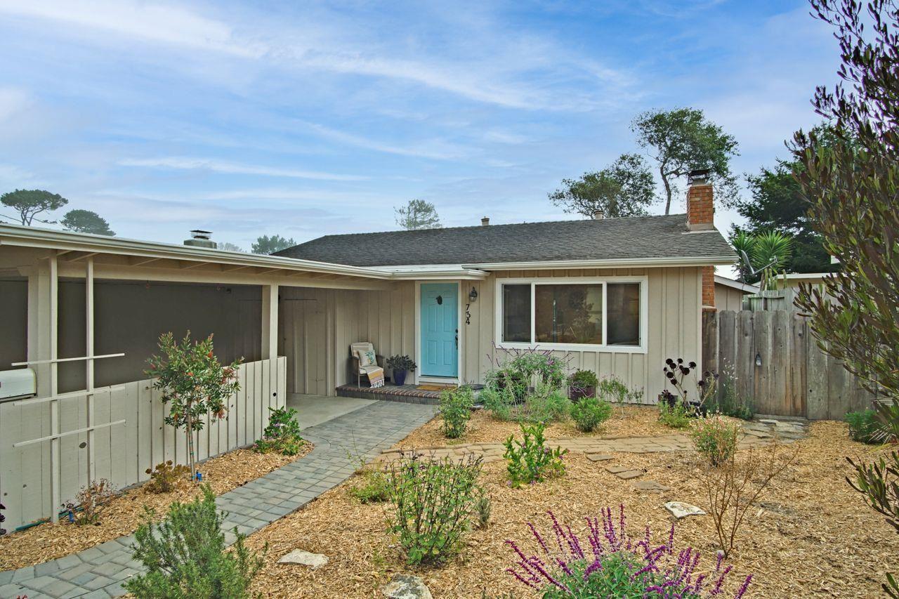 Photo for 734 Lobos Street, MONTEREY, CA 93940 (MLS # ML81861382)