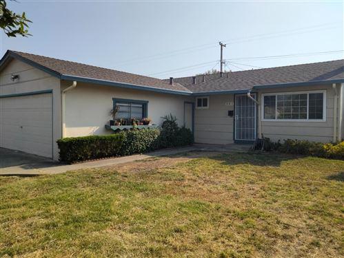 Photo of 881 Cotton Tail Avenue, SAN JOSE, CA 95116 (MLS # ML81860383)