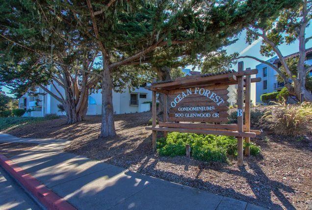 Photo for 500 Glenwood CIR 125 #125, MONTEREY, CA 93940 (MLS # ML81837383)