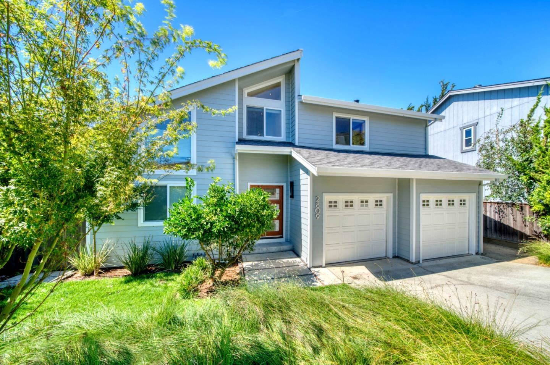 Photo for 2809 Monte Cresta Drive, BELMONT, CA 94002 (MLS # ML81862383)