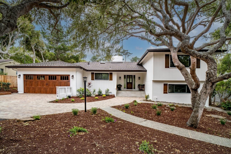 Photo for 1176 Arroyo Drive, PEBBLE BEACH, CA 93953 (MLS # ML81846385)