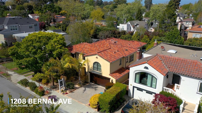 Photo for 1208 Bernal Avenue, BURLINGAME, CA 94010 (MLS # ML81839386)