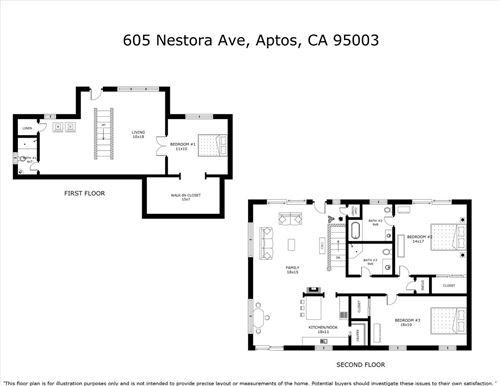 Tiny photo for 605 Nestora AVE, APTOS, CA 95003 (MLS # ML81802388)