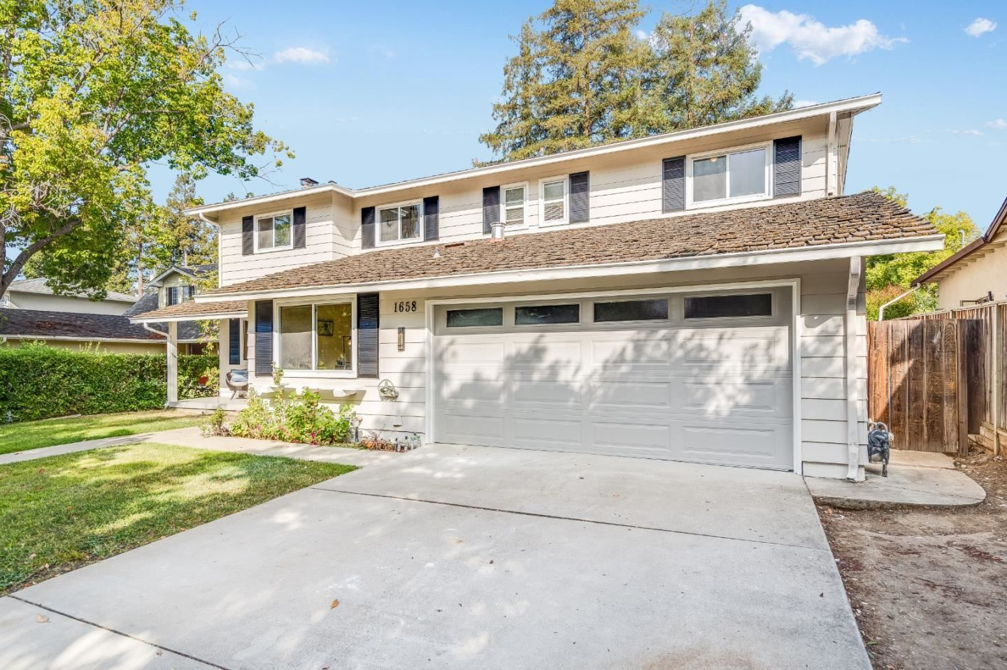 Photo for 1658 Jamestown DR, CUPERTINO, CA 95014 (MLS # ML81812389)