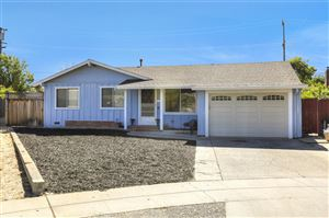 Photo of 1474 Ginden CT, CAMPBELL, CA 95008 (MLS # ML81760392)