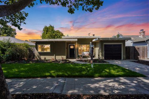 Photo of 339 E Street, REDWOOD CITY, CA 94063 (MLS # ML81861394)