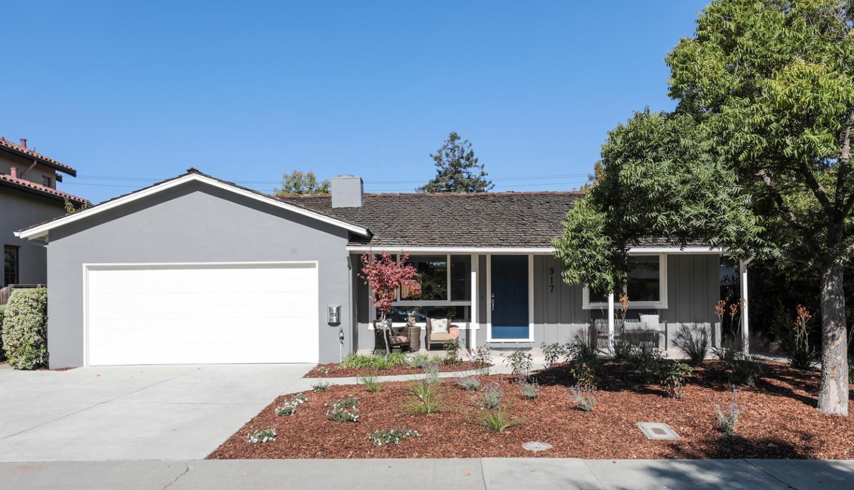 917 Sycamore Drive, Palo Alto, CA 94303 - MLS#: ML81866394
