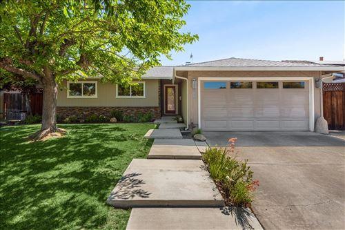 Photo of 5278 Garwood Drive, SAN JOSE, CA 95118 (MLS # ML81851395)