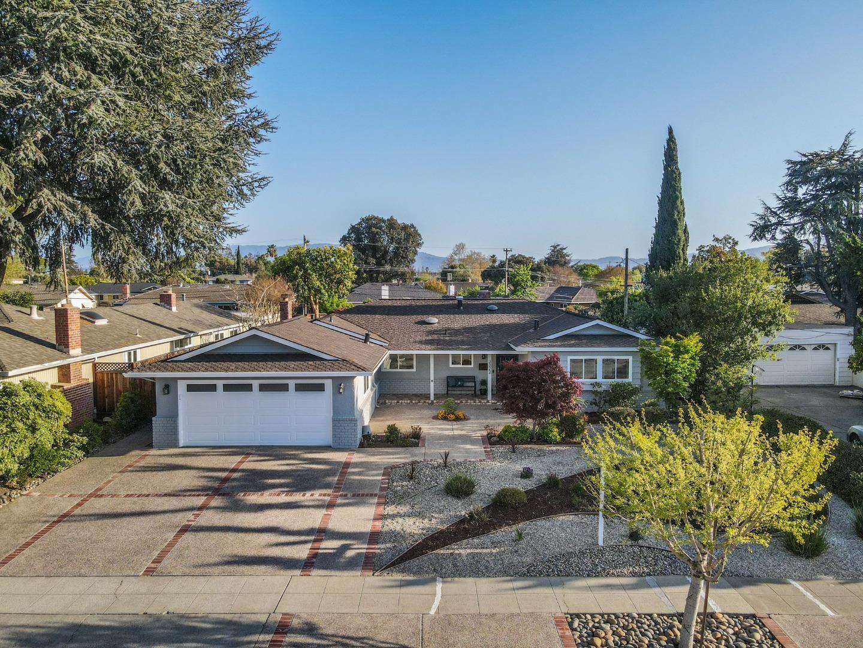 3322 Oxford LN, San Jose, CA 95117 - MLS#: ML81838395