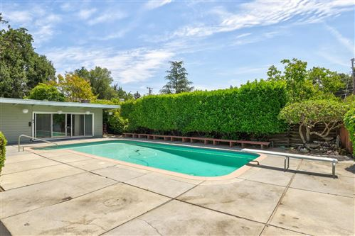 Tiny photo for 16 Maple Avenue, ATHERTON, CA 94027 (MLS # ML81849396)