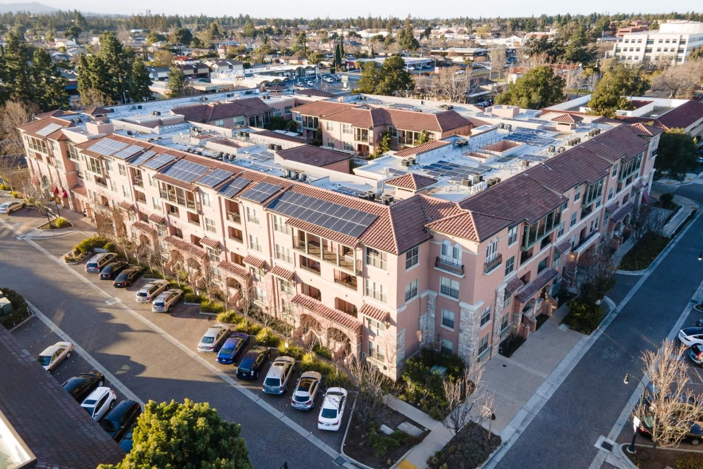 Photo for 20500 Town Center LN 263 #263, CUPERTINO, CA 95014 (MLS # ML81828396)