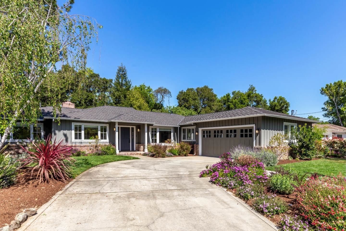 Photo for 1126 Laureles Drive, LOS ALTOS, CA 94022 (MLS # ML81839396)