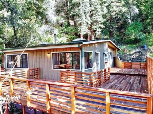 Photo of 10200 Love Creek RD, BEN LOMOND, CA 95005 (MLS # ML81822397)