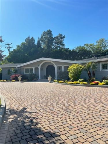 Photo of 1580 Hayne Road, HILLSBOROUGH, CA 94010 (MLS # ML81842399)