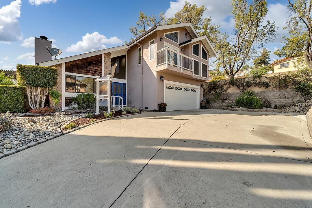 Photo for 268 Clareview Court, SAN JOSE, CA 95127 (MLS # ML81833399)