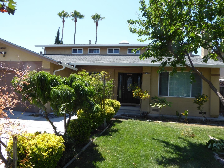 344 Colville Drive, San Jose, CA 95123 - MLS#: ML81853399