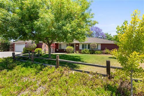 Photo of 14600 Wyrick Avenue, SAN JOSE, CA 95124 (MLS # ML81850403)